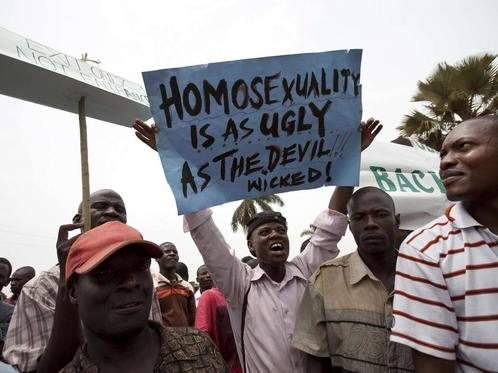 Homosexuality pre colonial africa